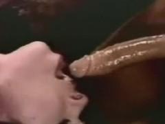 ass throat