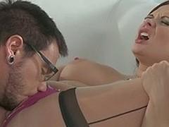 ass dick
