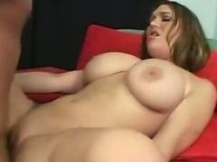 brunette huge