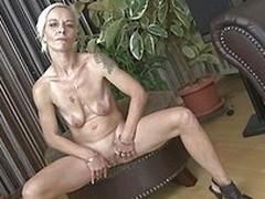 blonde cunt